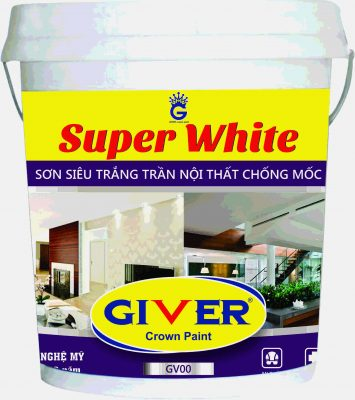 GV00 –SUPER WHITE