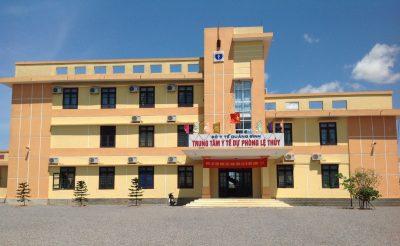 Trung tâm y tế dự phòng Lệ Thủy- Quảng  Bình